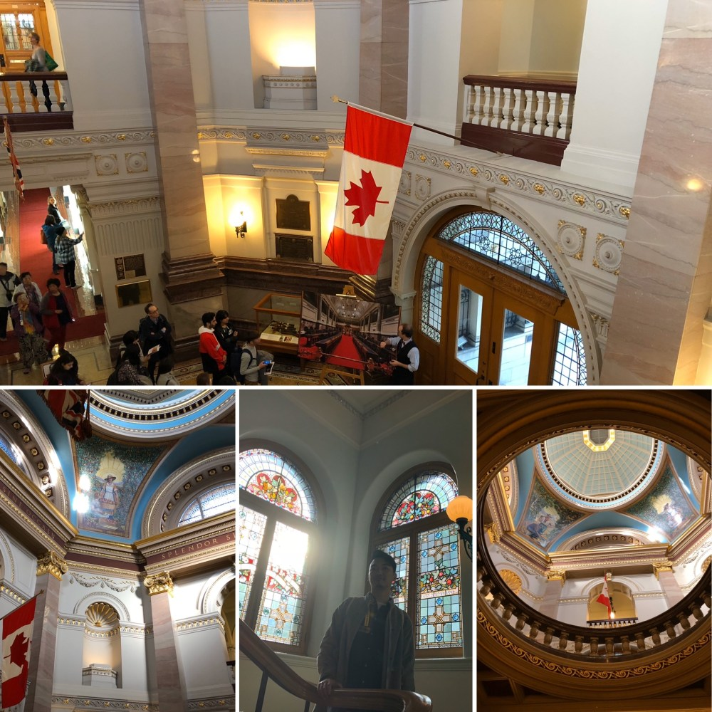 6 British Columbia Legislature