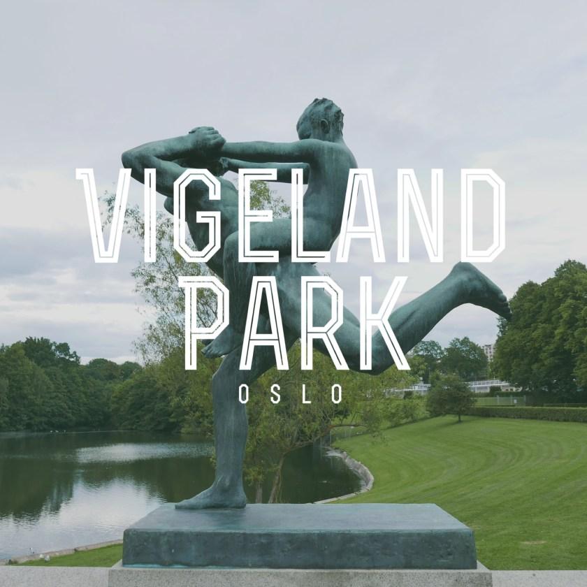Frogner Park, Oslo 1