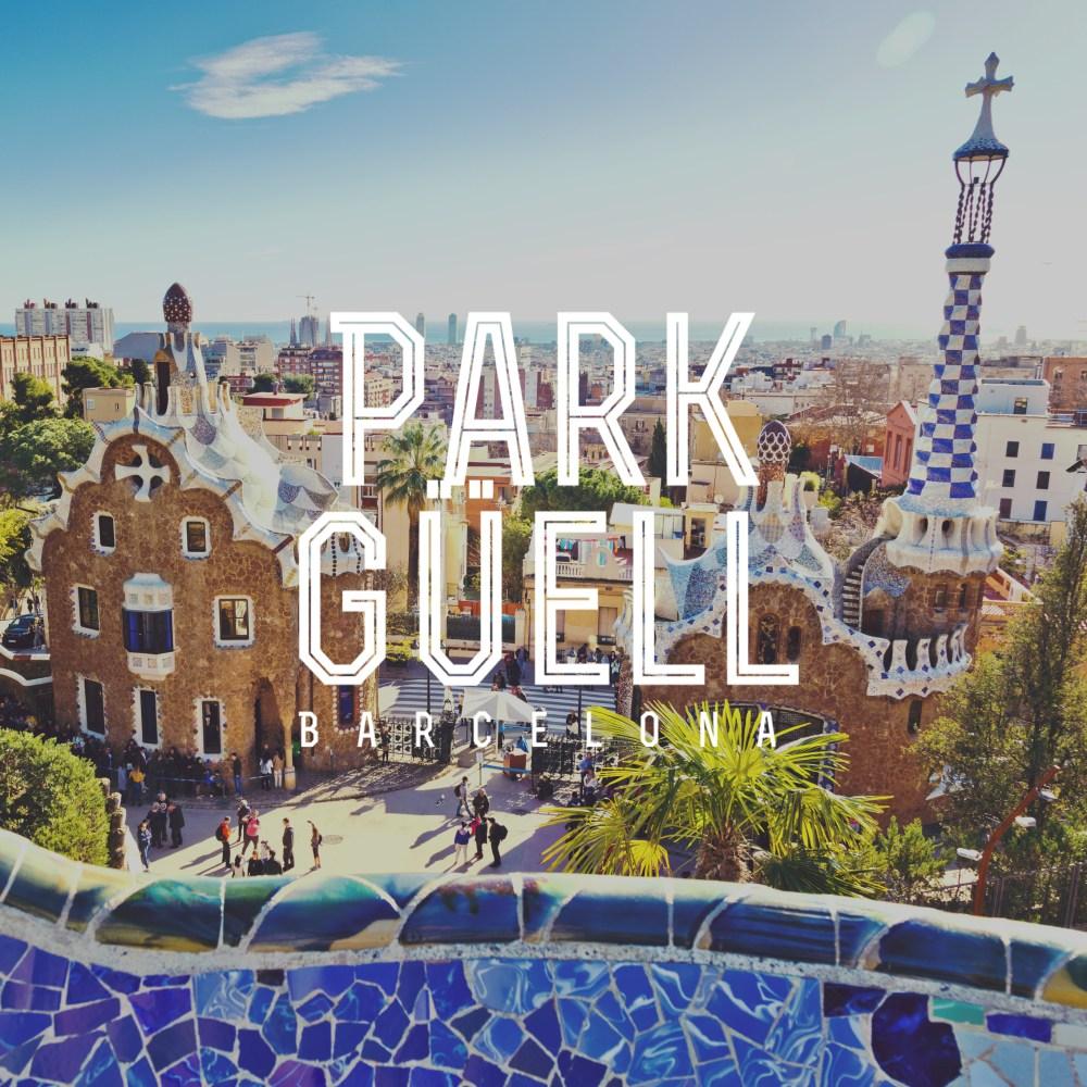 Park Guell, Barcelona 1
