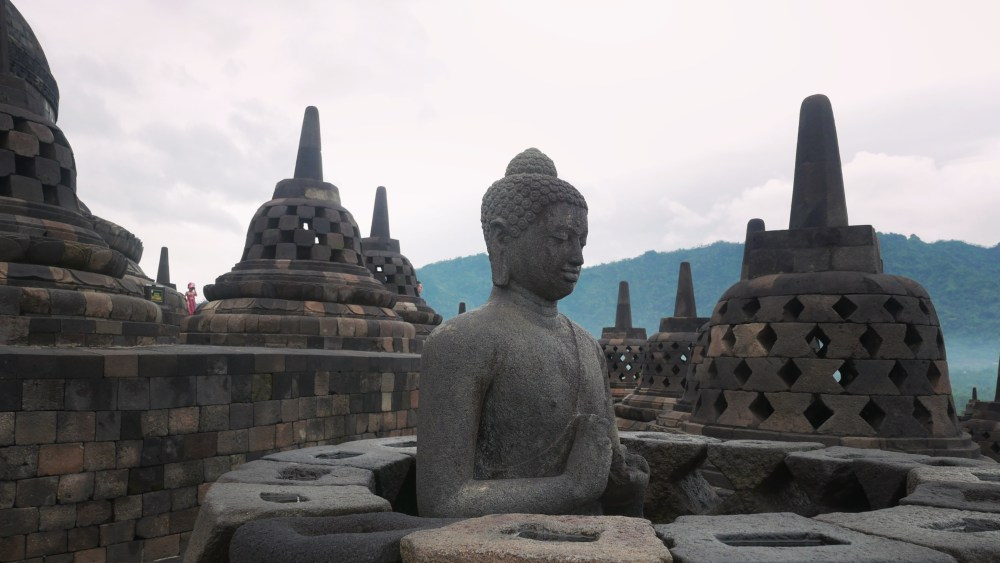 Yogyakarta - Borobudur 2