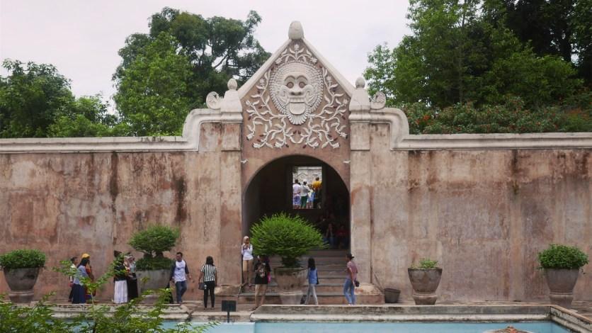 Yogyakarta - Taman Sari Water Castle 1