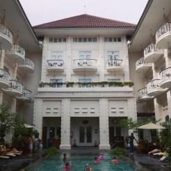 Yogyakarta - the Phoenix Hotel 1
