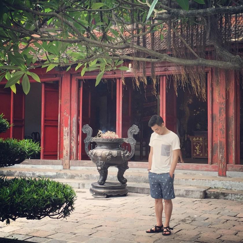 Hanoi #2 Ngoc Son Temple
