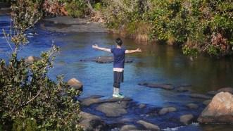 Blyde River Canyon - 10 Potluck Boskombuis