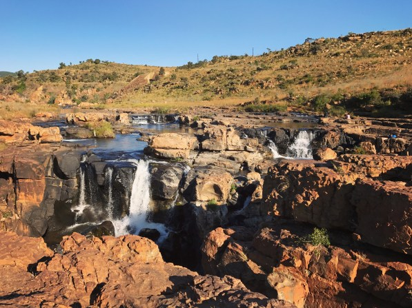 Blyde River Canyon - 7 Potluck Boskombuis