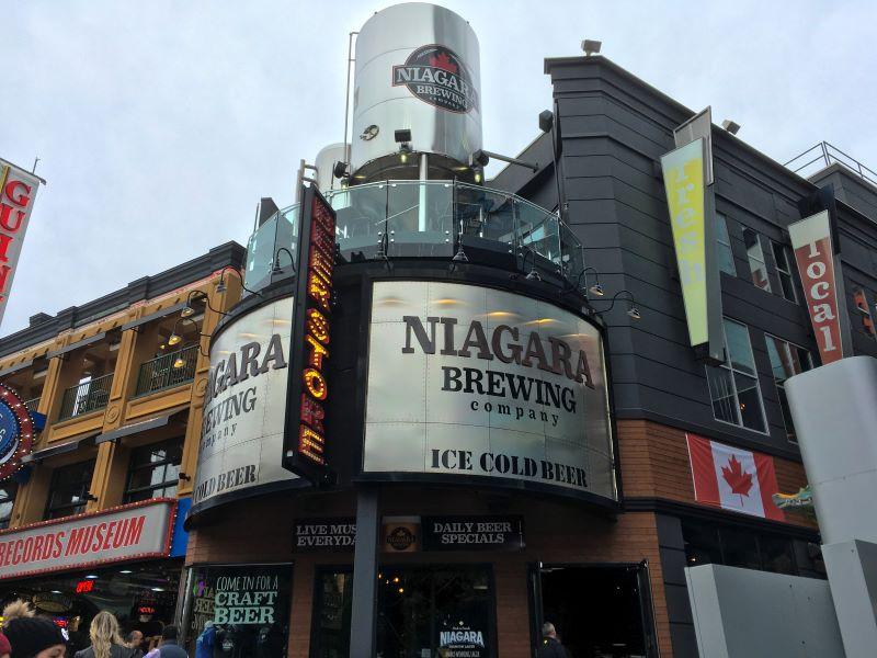 1 Niagara Brewing Company 1