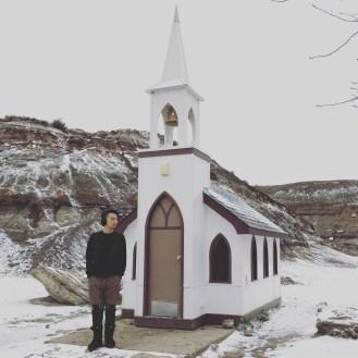 2 Drumheller - Little Church 4