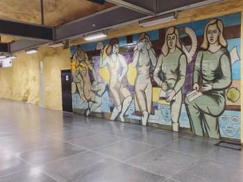 0 Stockholm Subway Akalla