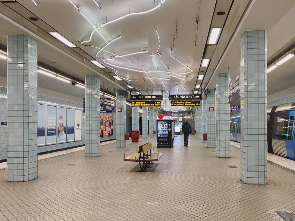 10 Stockholm Subway Hötorget 1