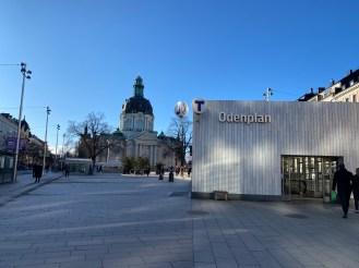 11 Stockholm Subway Citybanan – Odenplan 2