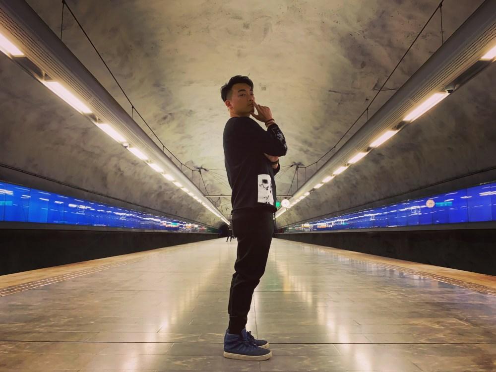 12 Stockholm Subway Bagarmossen 2
