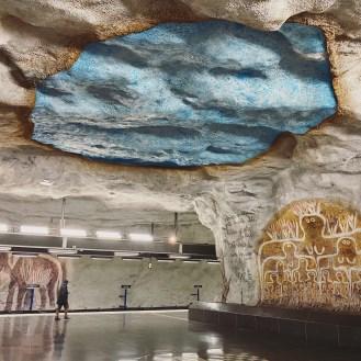 2 Stockholm Subway Tensta 3
