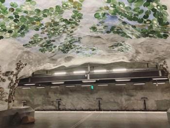 4 Stockholm Subway Nackrosen