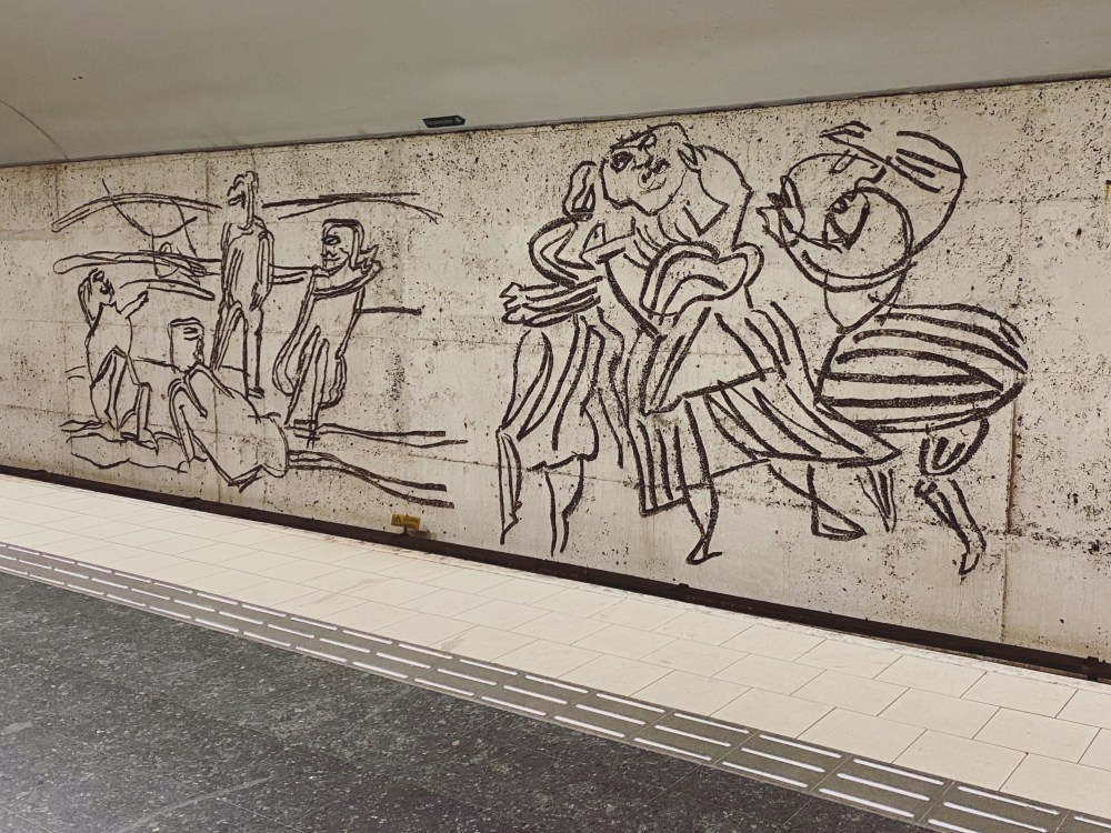 7 Stockholm Subway Östermalmstorg 1