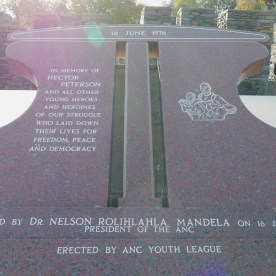 Soweto 10 Hector Pieterson Memorial