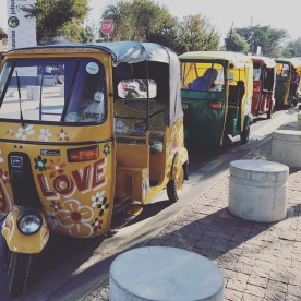 Soweto 2 Minibus Taxis