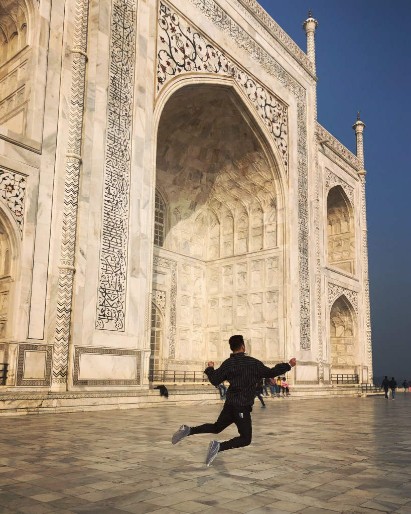 14 Creative ways of shooting Taj Mahal Lighting