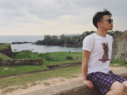 #1 Enjoy the view and sunset at the Galle Fort (2)