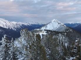 Banff (29) Sulphur Mountain Upper Terminal