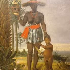 The Eckhout Paintings - World Heritage. In 1654 Frederik II commissioned a series of magnificent paintings of the people, animals, and landscapes of Brazil by the Dutch painter Albert Eckhout. The paintings include portraits of a woman with a child on her hip, and a man ready to go hunting. Today the paintings are controversial, and some see them as symbols of colonial exploitation. In Brazil, however, they are seen as precious pieces of national heritage providing unique documentation of the country in the 1600s.