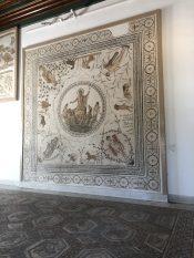 Neptune Roman Mosaic