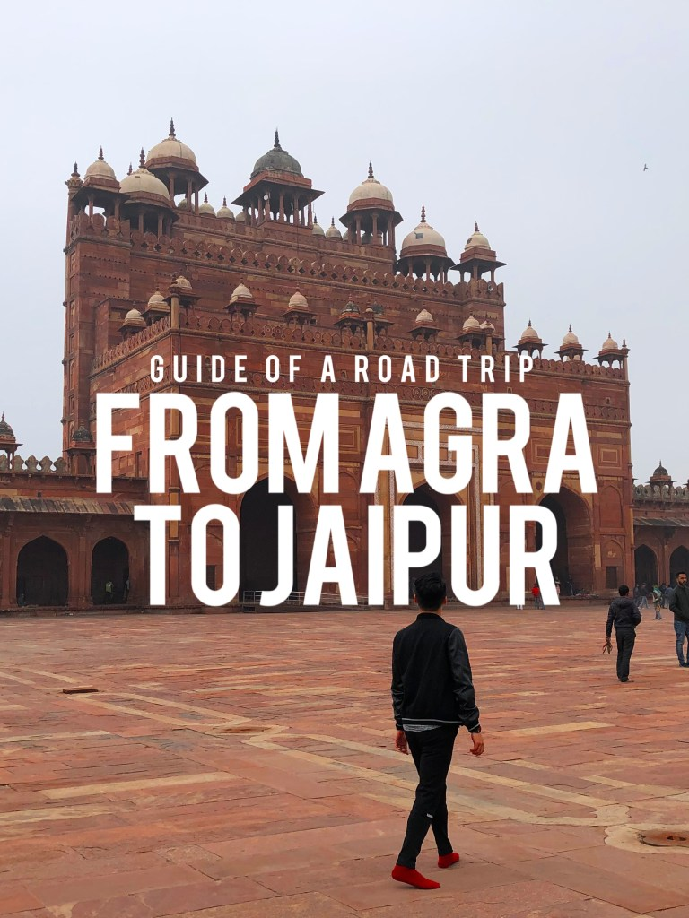 Places You Need to See from Agra to Jaipur