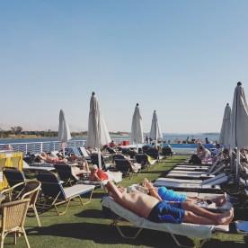 Nile River Cruise 7b Deck Sunny