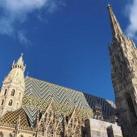 #13 St. Stephen's Cathedral, Vienna, Austria 1