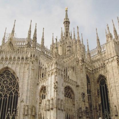 #8 Duomo di Milano, Milan, Italy 1