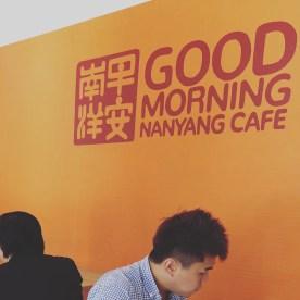 1 Kaya Breakfast - Good Morning Nanyang Cafe 2