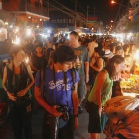 chiangmai 21 night market