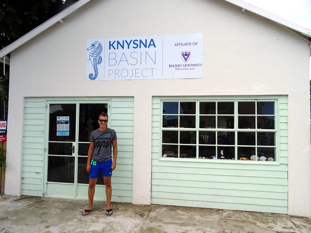 Jonas Haller Knysna Basin Project