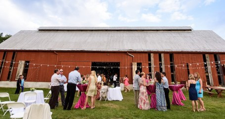 By the Barn | KO Events offers full event services