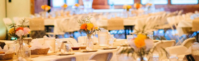 A Wedding Place Setting by KO Events