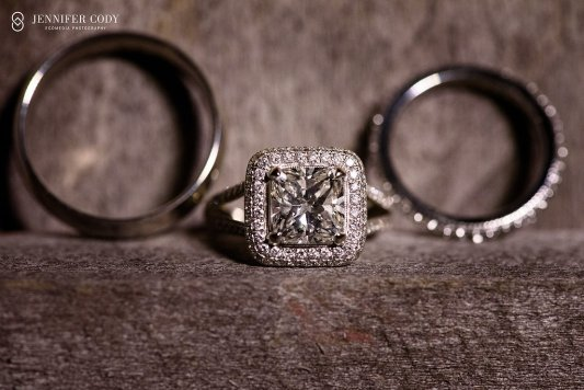 Rings on Display by KO Events