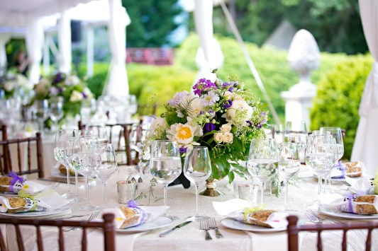 A Garden Setting by KO Events