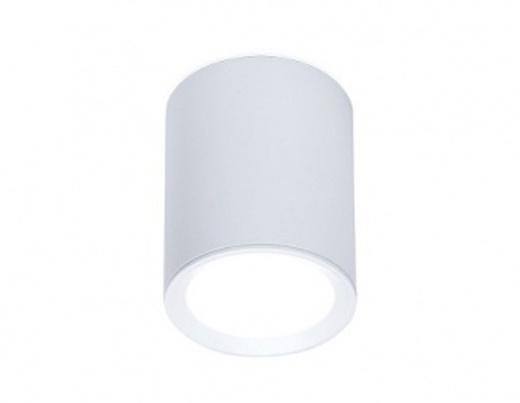 Накладной точечный светильник TN214-215-216 BK/S белый GU5.3 D56*70