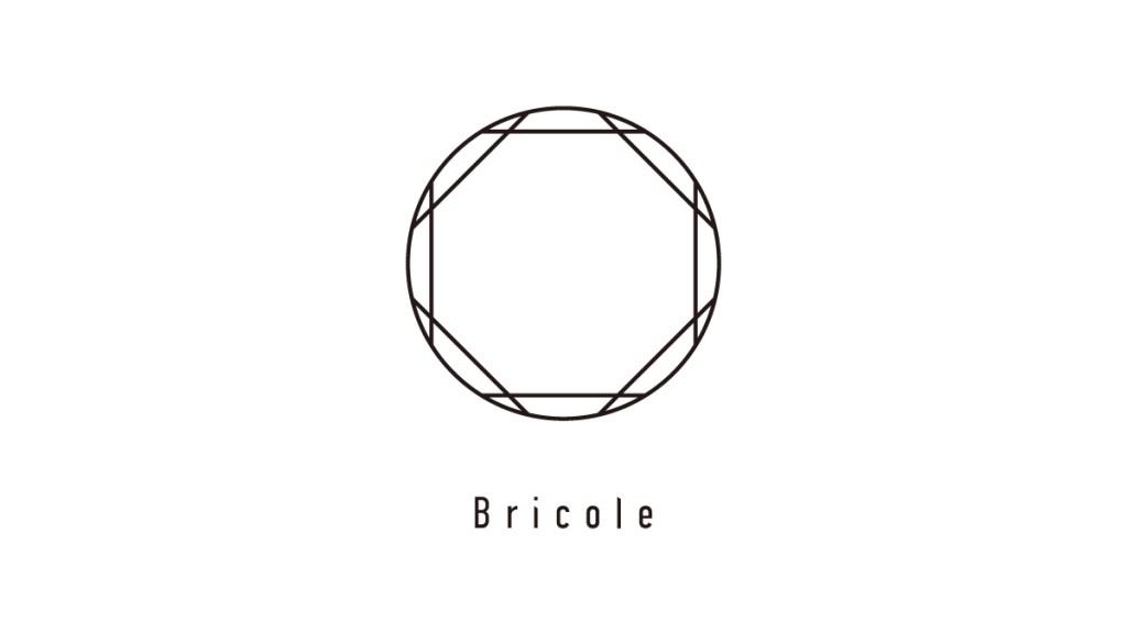 美観地区の日本料理店『Bricole(ブリコール)』ロゴ