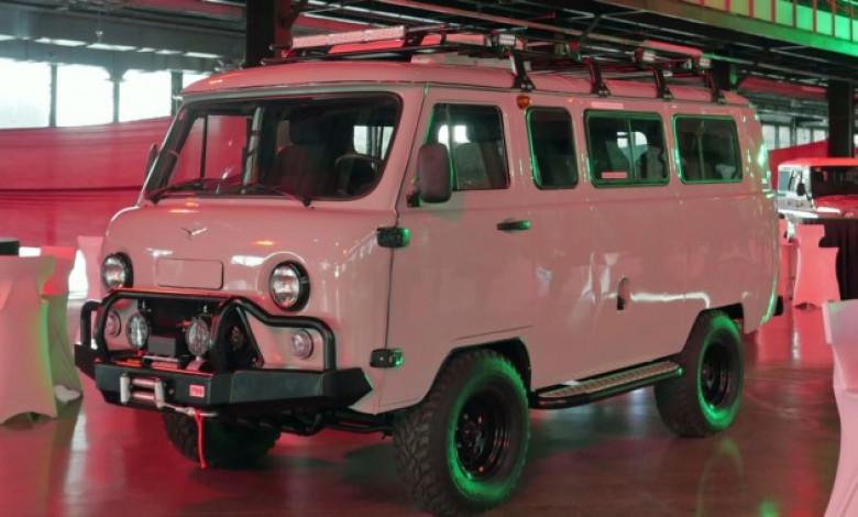 Нов модел на УАЗ