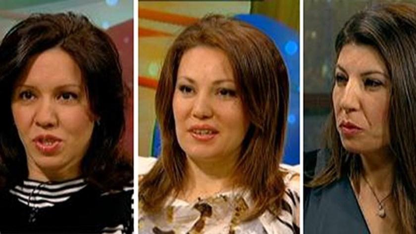 Ани, Виктория и Боряна Пулеви