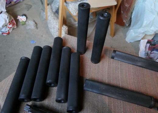 Снимки на оръжия