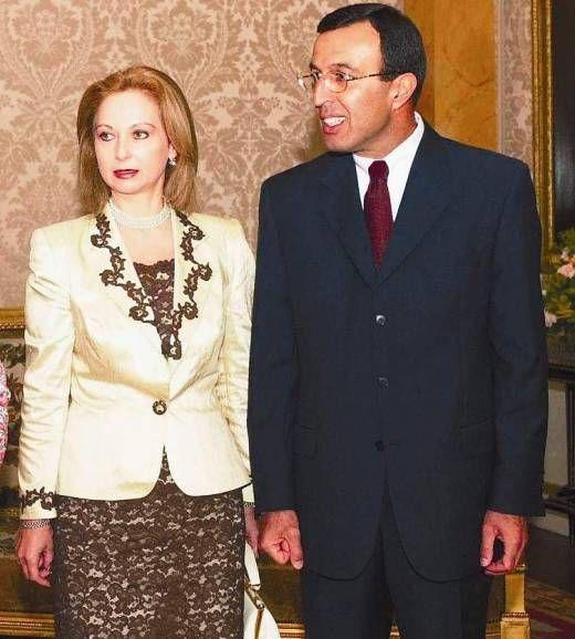 Жената на Петър Стоянов