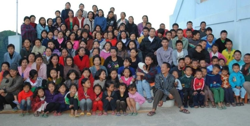 Най-голямото семейство