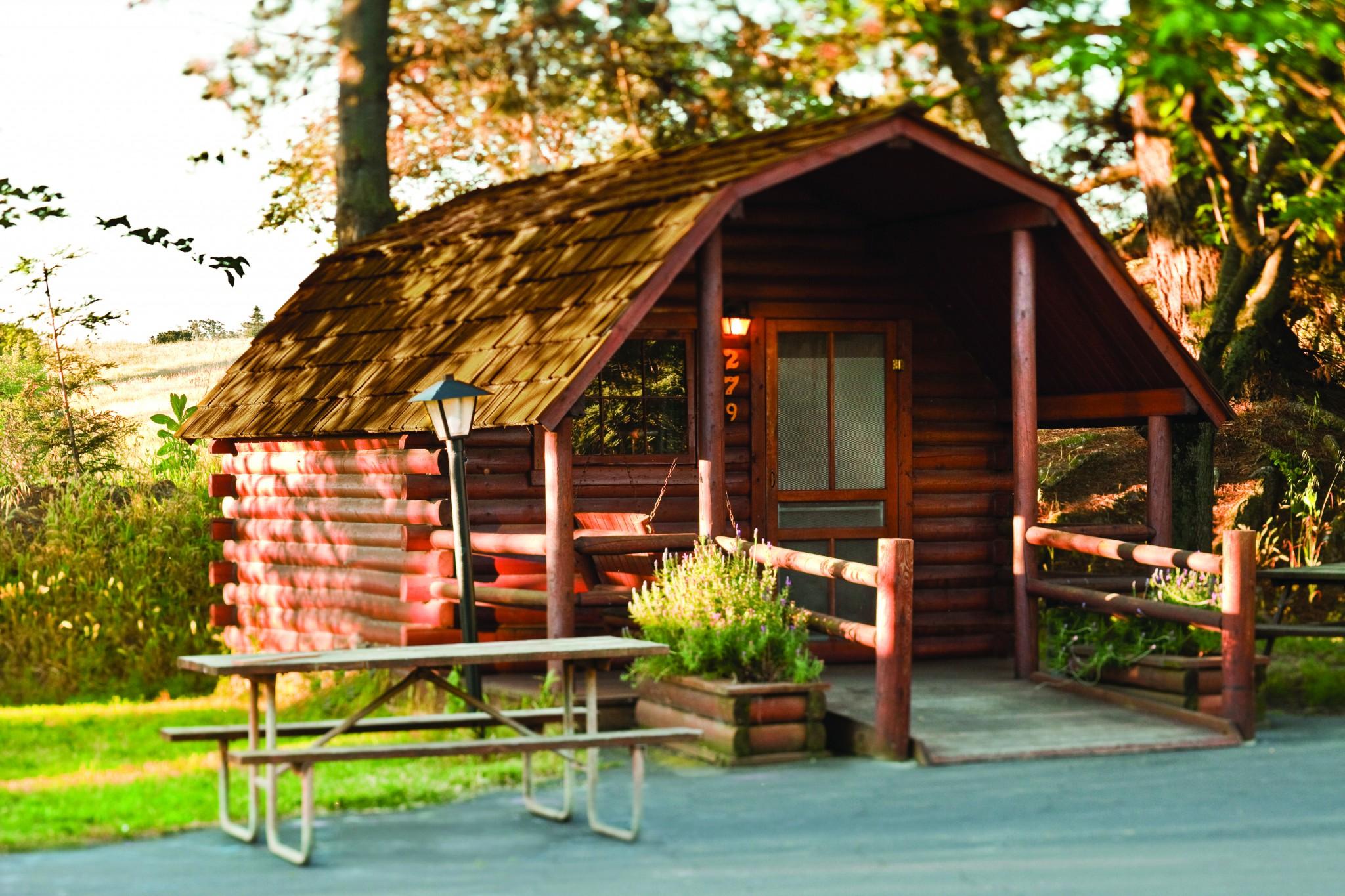 Hagerstown Antietam Battlefield Koa Camping Cabins