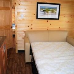 Sofa Sleeper For Cabin Arhaus Dune Grand Virginia Beach Camping Photos Koa Fold Out