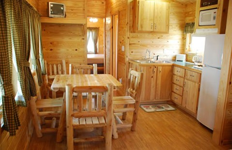 Cabin and Vacation Rentals Deluxe Cabin Camping  KOA Camping