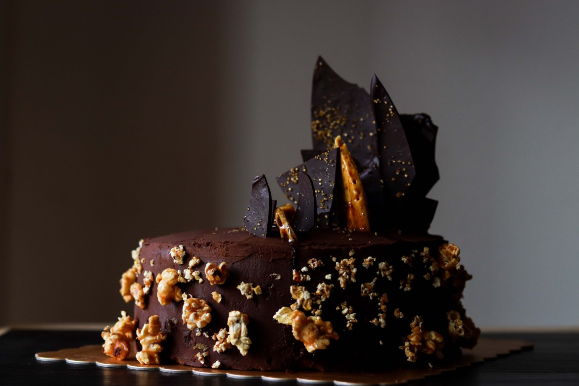 Chocolate Mud Cake4