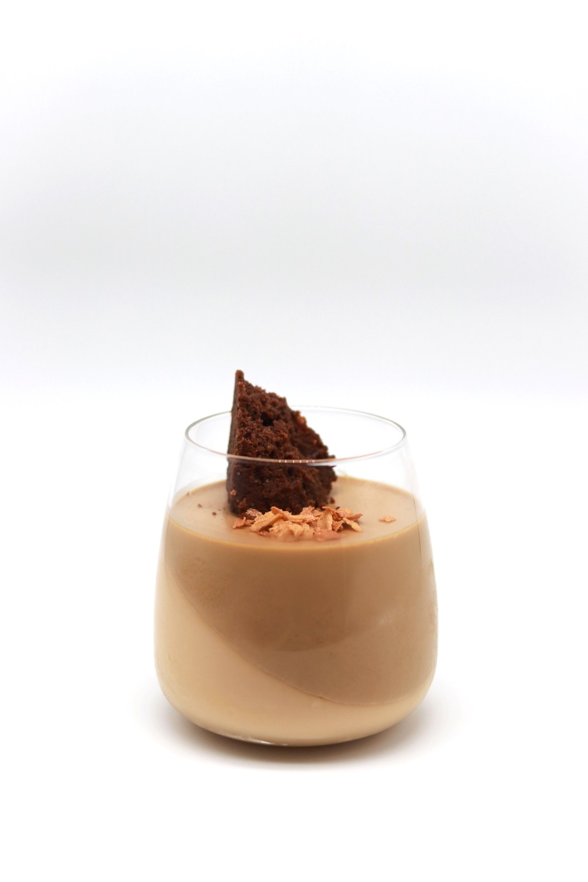 Yuen Yeung - Milk Tea Coffee Panna Cotta with Flourless Chocolate Cake2