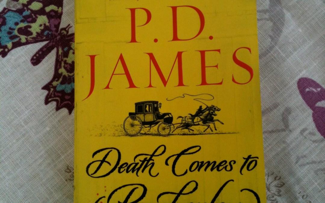 P.D James
