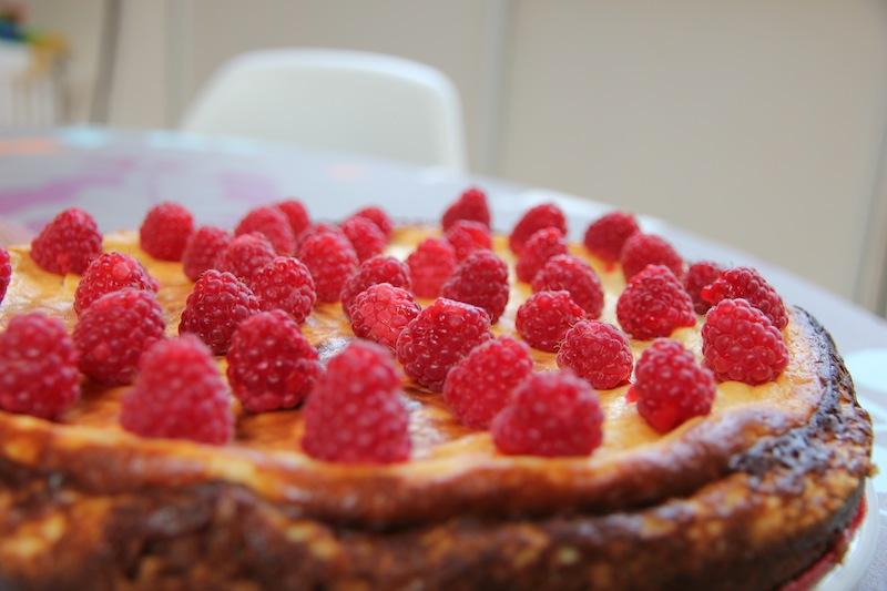 Cheesecake, le retour…